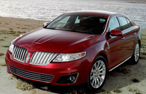 Lincoln MKS Parts